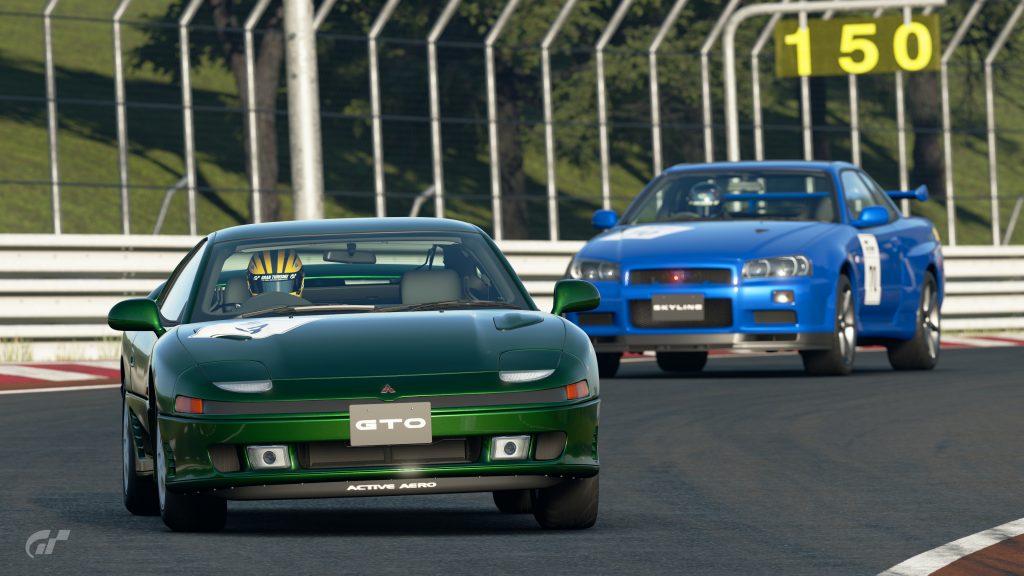 [GT SPORT]GTO等日本車5台の追加アプデ