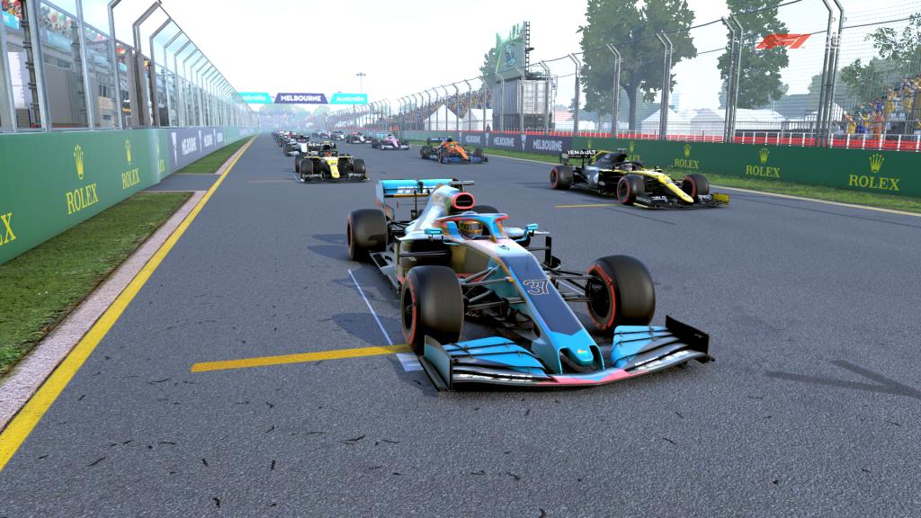 【F1 2020】開幕戦オーストラリアGPで新チーム始動!