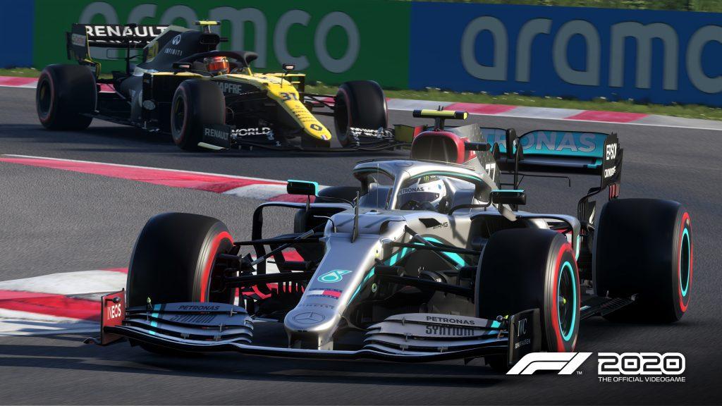 今年の新作 F1 2020 が楽しい!